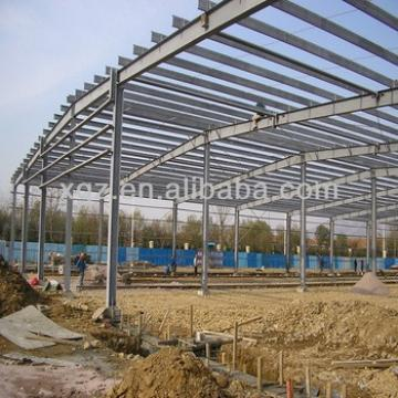 high quality design steel structure warehouse
