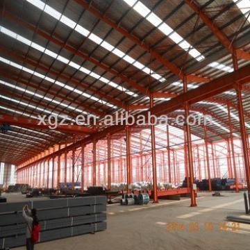 Steel Structure Modern Office Building Plans