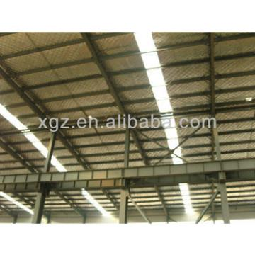 steel structure fabrication of warehouse
