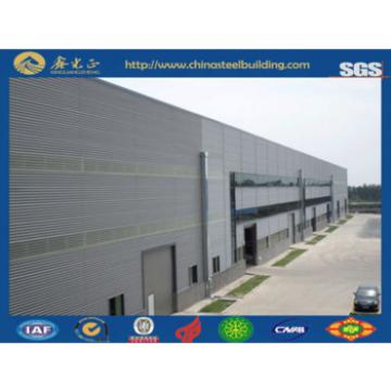 steel structure large span building anti-corrosion structures