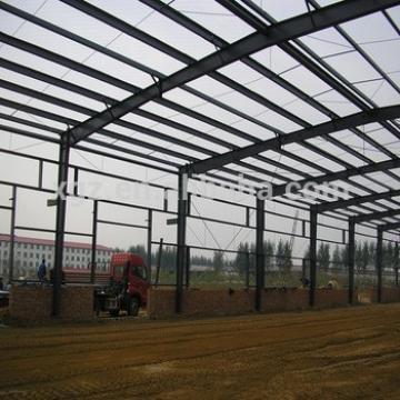 prefabricated steel structure fire eps sandwich panel warehouse
