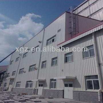 Site Opreration Steel Structure Prefabricated Room