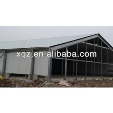 Galvanized Steel structural chicken house construction