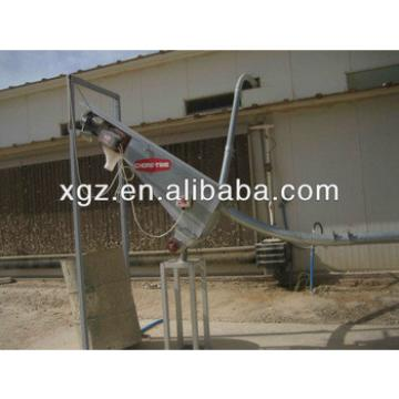 Steel structure insulation roof chicken house construction for poultry farm