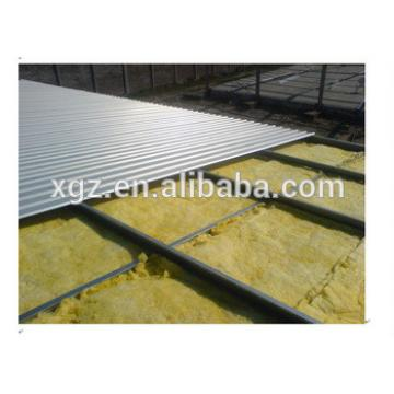 Good heat insulation and sealing automatic chicken house construction