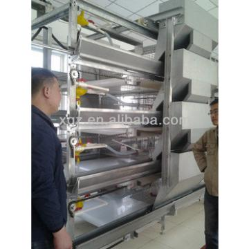 automatic feeding system and nipple drinking system for chicken