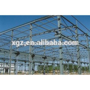 Large scale Prefabricated steel low price metal workshop for sale