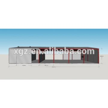 Steel building Steel structure warehouse shed