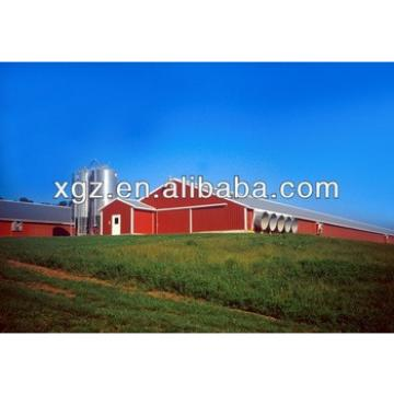 Poultry Farm Layer And Broiler Chicken House