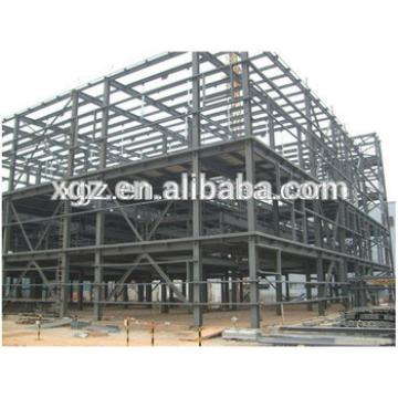 Prefabricated high rise steel structure building apartment