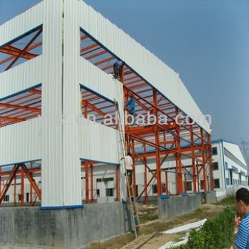Light Steel Structural steel building factory