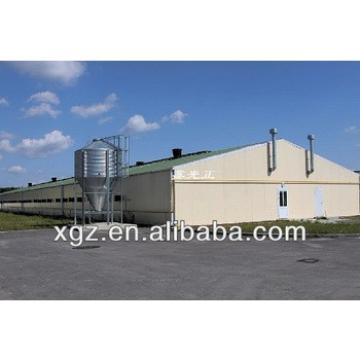 cheap good quality poultry farming building made in China