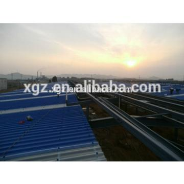 5t crane steel workshop building