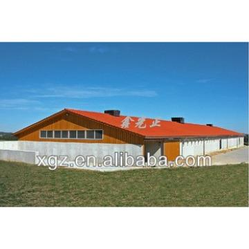 XGZ hot sale pig farming house for cows