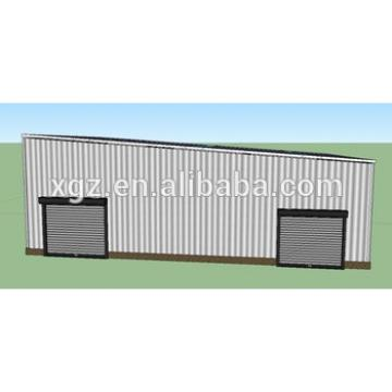 Steel structure prefabricated warehouse building for sale