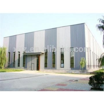 steel structure workshop shed