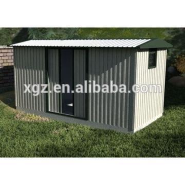 Low cost metal box galvanized garden