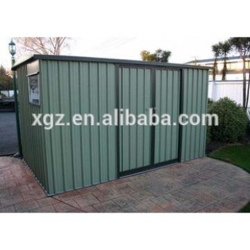 Home use metal decorative outdoor garden shed