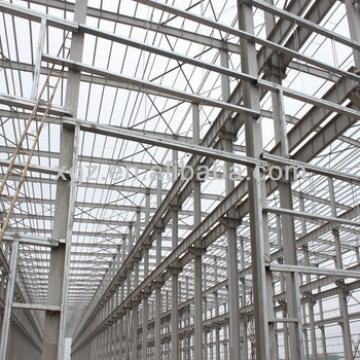 Factory industrial steel structures