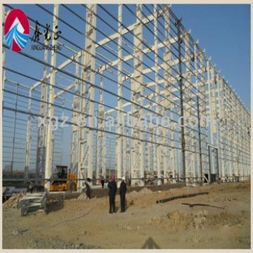 China high quality prefabricated light steel structure