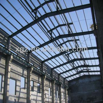 roof construction steel structure