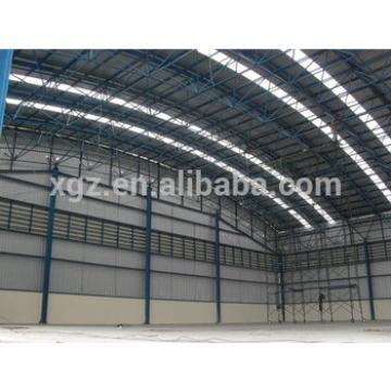 light weight cheap steel structure building