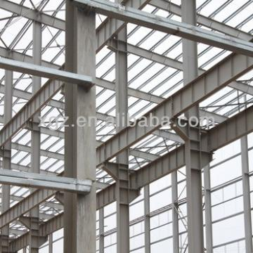 steel beam structure for parking