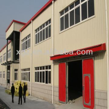 light weight steel frame warehouse