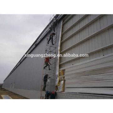 Metal building prefabricated steel structure