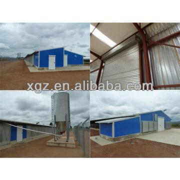 light steel structure chicken house/ Poultry House