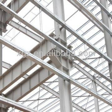 prefabricated factory steel structure drawing