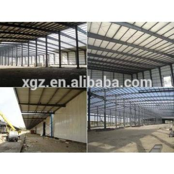Steel Structure Construction Buildings Supplier