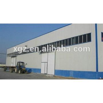 framework with mezzanin industrial building prefabricated