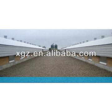 Insulation Steel Structure Chicken House
