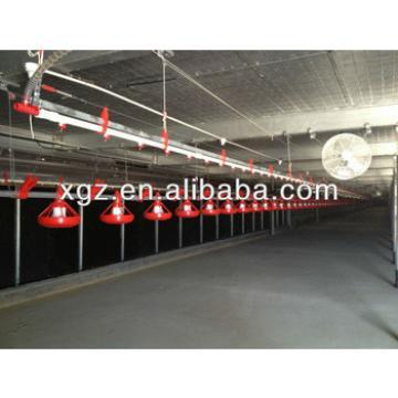 Prefabricated Farm Poultry House Sale