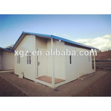 cost-effective and easy installation prefab house with high quality