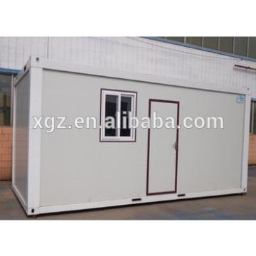 Light Steel Movable Prefabricated Tiny House For Sale