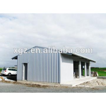 Low Cost Light Steel Prefabricated Housing