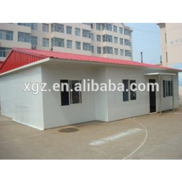 Well designed steel structure low price prefabricate house
