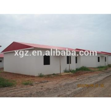 Cheap steel frame prefabricated house philippines