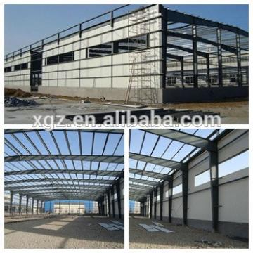 light weight steel frame construction building