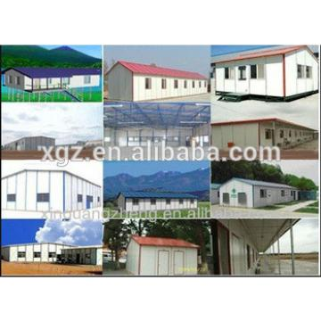 Light Steel Low Cost Sandwich Panel House Manufacturer