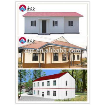 steel prefab house