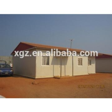XGZ steel frame prefab house