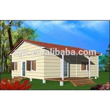 simple convenient prefab house