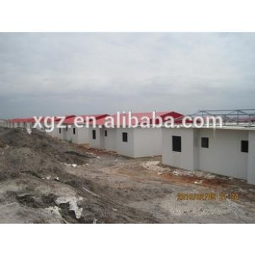 Economical Prefabricated Light Steel Prefab House For Africa