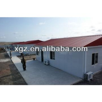 XGZ steel structure prefabricated home