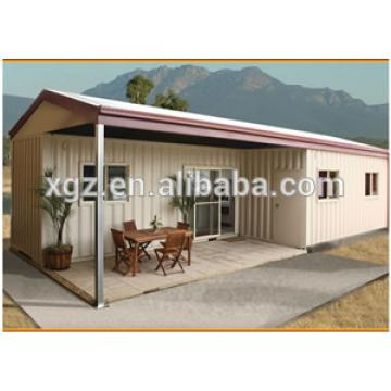 Steel Structure Villa Prefabricated Concrete Houses