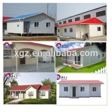 prefabricated sandwich panel house