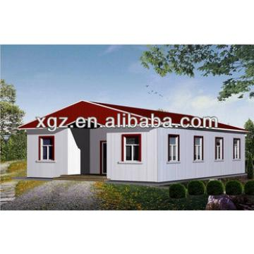 One Story Small Modern Prefab House
